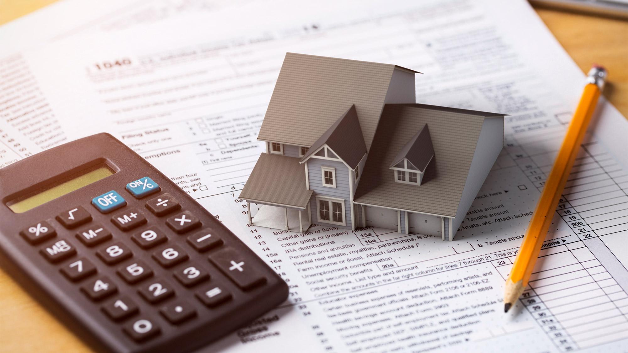 Jak je to s daní z nemovitosti?